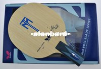 Wholesale HOT On Sale Latest Butterfly TIMO BOLL Racket Table tennis blade long handle FL short handle CS