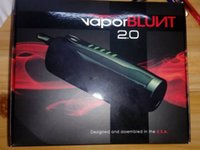 Cheap VaporBlunt 2.0 E Cigarette Kits vapor blunt 2.0 Dry Herb Wax Vaporizer herbal vaporizers pen electronic cigarette clone Dry Herb Atomizer