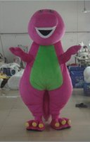 barney play - Barney And Friends Adult Barney Mascot Costume Barney Cartoon Role Playing Costume