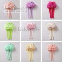 Cheap Leggings & Tights pettiskirt pants Best Girl Spring / Autumn skirt pants