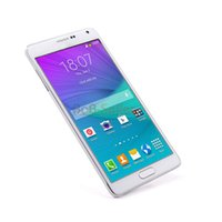 Wholesale 1 Note N910C Note4 show GB RAM GB ROM MTK6582 Quad Core Android Kitkat S pen inch MP GPS G Unlocked Smartphones