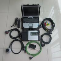 Precio de Herramientas de disco duro-Para el coche del Benz Herramienta de diagnóstico MB Estrella C5 SD Conecte + 2016.12 Software hdd con el ordenador portátil cf-19 TOUGHBOOK Conjunto completo listo para usar