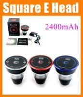 Cheap Single square e head Best Metal square e-head square e-head