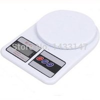 Wholesale Brand New kg g g Digital kitchen scales Food Diet Postal electronic scale weight Balance LCD display SF
