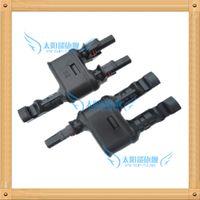 electrical connector - Bestselling MC4 branch connector TUV certificate IP67 waterproof