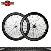 aerodynamic wheels bicycle - Aerodynamic Surface Road Carbon Wheels Clincher Bicycle Wheels Depth mm U shape wheelset Size C Width mm BIKE Wheelse