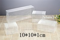 album display - Retail Plastic Clear Boxes Photo packaging underwear album wedding gift pvc Packing boxes