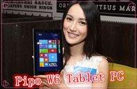 Cheap Pipo W6 Tablet PC 8.9Inch Windows8.1 Intel Bay Trail-T Z3735F Quad Core 1.33 GHz IPS 1920X1200 2GB RAM 32GB ROM 2MP+5MP Dual Camera WIFI OTG