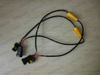 adapter error - LED Warning Canceller LED Error Free Load Resistors Cable Canbus Function Wire H8 resistors harness Adapter Kit