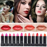 amazing cosmetics - Amazing Makeup Lip Stick Lipstick Lip Gloss Pen Waterproof Cosmetic Lipgloss Colors Elegant Daily Color