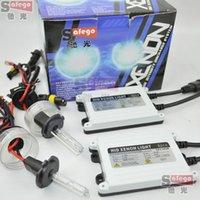 Wholesale 1set V AC W xenon kit HID Slim Conversion Kit H1 H3 H4 H7 H11 h27 HID kit Xenon w