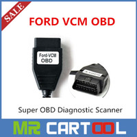 Wholesale Top quality Super OBD2 Diagnostic Scanner FORD VCM CableFORD VCM OBD For FORD Mazda