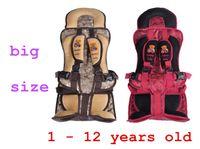 Potable del bebé del asiento de coche de seguridad, asiento para niños en el coche, 9 meses - 12 años de edad, 9--40KG, envío libre, asientos infantiles para automóviles