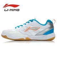 arch tables - Li Ning original new men s Badminton shoes tennis table tennis training shoes Li Ning Arch sports shoes for men