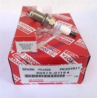 Wholesale Auto Parts Spark Plug Brand New OEM DENSO PK20TR11 Car Candle For Toyota Camry Avalon RAV4 L For