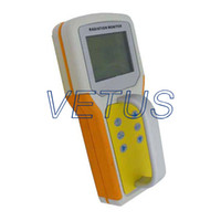 b radiation - portable nuclear radiation detector Radiation monitor SW83 SW with can be measured B X Y ray radiation intensity A