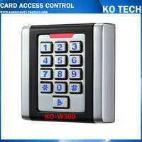 Wholesale KO W300 Cheap RFID Keypad Smart Card Door Access Control