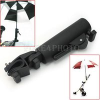 buggy cart golf - Black Golf Club Push Pull Bike Cart Buggy Trolley Umbrella Holder Fishing Kits