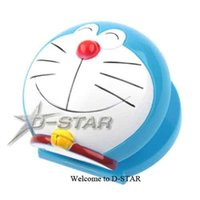 Wholesale Cute Doraemon Shaped Mini Portable Stapler with Key Chain