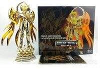base stock model - in stock great toys virgo shaka soul of gold Saint Seiya action figure model toy metal armor with lotus base