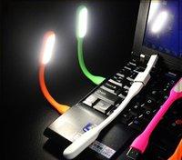 Wholesale Computer light Led mini light Book light Power light LED Lamp Small Night Mini Table Lamp light Flexible LED USB Light