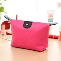 Wholesale Small Travle Bags - Wholesale-Free Shipping!Price-Promotion Hot-sale cute one-piece Women small makeup carry bag travle storage bag holder Lady party bags