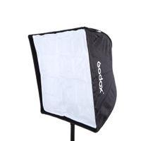 Wholesale New Arrival Godox Portable cm quot quot Umbrella Photography Studio Softbox Reflector for Flash Speedlight D1692