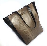 Wholesale 2015 NEW MNG MGO Bag snake pattern shoulder bag ma Handbag women style STB