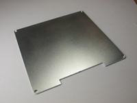 anodized aluminum parts - Reprap Prusa i3 D printer parts Anodized Aluminum BUILD PLATE for Heated Bed D Printer RepRap Prusa Makerbot