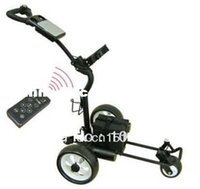 Wholesale New Arrival Caddytek CaddyCruiser RC900 Remote Control Electric Golf Trolley