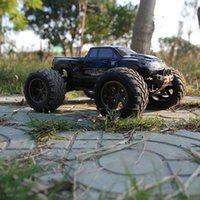 Wholesale Off Road Cars GPTOYS S911 WD Moster Truck High Speed km h Remote Control Blue