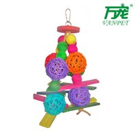 Wholesale Handcrafts Pet Toys bird toys include bird swings bird ladders and other or retail bird toys