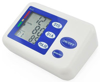 Wholesale new selling selling High Quality Fully Automatic Upper Arm Digital Blood Pressure Monitor GT