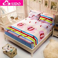 Wholesale You Duo Home Textile Bed Matrasbeschermer Cute Bed Mattress Cover Waterproof Cover for Bed Adult FM005