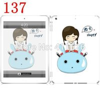Wholesale Skin Decal Sticker For iPad Air Sticker for iPad5 with Screen Protector