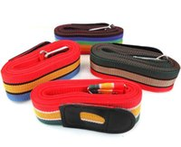 Wholesale Rainbow Travel Luggage Suitcase Strap Thickening Strength Cord M Luggage Suitcase Belt Strap Baggage Belt Suitcase Strap LJJE423 pc