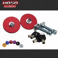Wholesale HOSO RACING HOOD PIN LOCK WITH KEY for Engine Bonnet
