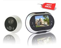 Wholesale For inch photo Peephole viewer visual Peephole viewer visual doorbell