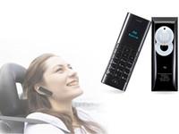 Wholesale D1 cellphone Mini Bluetooth Headset earphone Dialer Handsfree Mini Cellphone Mobile Phone Companion black red white in retail box