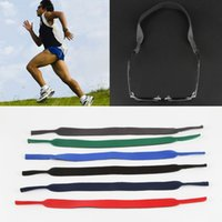 Wholesale Spectacle Glasses Sunglasses Neoprene Stretchy Sports Band Strap Cord Holder