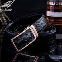 Wholesale high Quality luxury Belts mens women cow leather belt brand designer Belts For Men Belts Gold Buckle