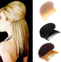 Wholesale Brand New Women Fashion Hair Styling Clip Stick Bun Maker Braid Tool Hair Accessories JH03059