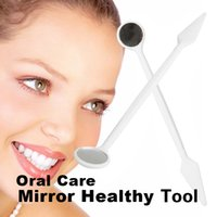 Cheap Wholesale Factory Price Free Shipping Mouth Tooth Mirror Oral Care Dental Instrument Glimpse Mouth Healthy Tool