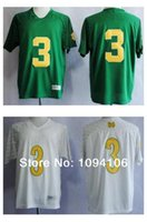authentic irish - Factory Outlet Cheap Notre Dame Fighting Irish Joe Montana White Shamrock Series Green Techfit NCAA College Authentic Football Jers