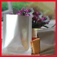 al foods - 500pcs cm cm Pure Aluminum Foil Vacuum Bag Food Packaging Bag Vacuum Bag AL Foil Heat Seal Bags