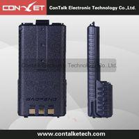 Wholesale Original brand new long version super capacity battery UV R L Li ion mAh V for UV5R BAOFENG