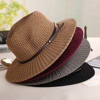 beach hat manufacturers - The new trend of winter hat manufacturers selling welt Hat Ladies Beach women fall new fashion women winter