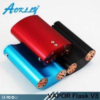 Cheap Top quality vapor flask mod ecig vapor flask box mod vapor flask mod clone
