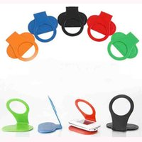 air cans - New Arrival Flexible Cell Phone Cellphone Car Air Vent Stand Hanger battery charging Holders Can be folded