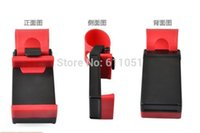 Wholesale 100pcs a Multifunctional Portable Car Steering Wheel mobile phone Holder Mount Clip Buckle Socket